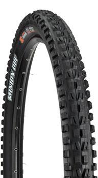 Maxxis Minion DHF Tire 27.5 x 2.80, Folding, 120tpi, 3C MaxxTerra, EXO, Tubeless Ready, Black