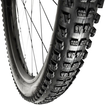 e*thirteen by The Hive TRS Race Tire - 29 x 2.4, Tubeless Ready Clincher, Folding, Black, Plus Compund