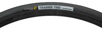 CycleOps Trainer Tire 700 x 23c  Folding Bead Black