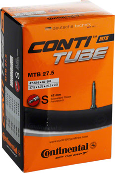 Continental 27.5 x 1.75-2.5 42mm Presta Valve Tube
