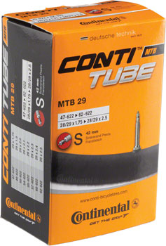 Continental 29 x 1.75-2.5 42mm Presta Valve Tube
