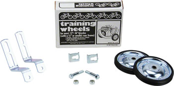 Wald 1216 Training Wheels Kit: 12 - 16""