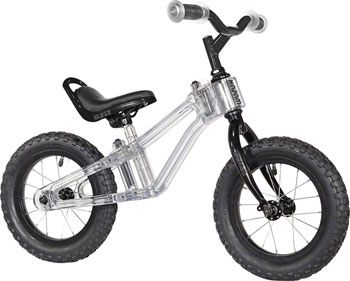 KaZAM Blinki Balance Bike: Black