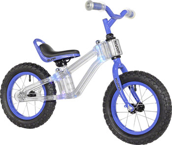 KaZAM Blinki Balance Bike: Purple