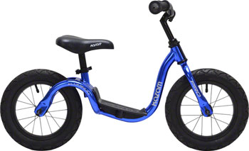 KaZAM Pro Aluminum Balance Bike: Brilliant Blue