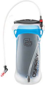 Osprey Hydraulics Replacement Resevoir: 2 Liters, Blue