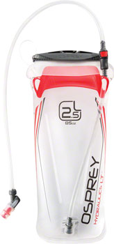 Osprey Hydraulics LT Replacement Resevoir: 2.5 Liter, Red