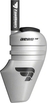 Torhans Aero 30 Hydration System Water Bottle: 30oz, Silver