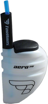 Torhans Aero 20 Hydration System Water Bottle: 20oz, White