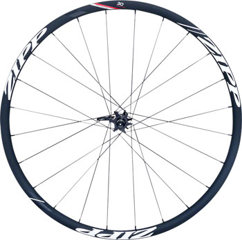 Zipp 30 Course Tubular Disc Brake Front Wheel, 700c, 24 Spokes