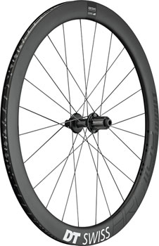 DT Swiss ARC 1100 DiCut 48 Rear Wheel - 700, 12 x 142mm/QR x 135mm, 6-Bolt/Center-Lock, HG 11, Black
