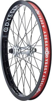 Odyssey Hazard Lite Front Wheel Black