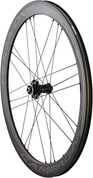 Campagnolo Bora One 50 Disc Brake Wheelset, 700c Road Clincher, Dark Label