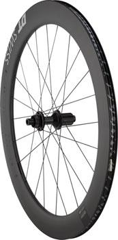 DT Swiss ARC 1100 DiCut 62 Rear Wheel -  700, 12 x 142mm, 6-Bolt/Center-Lock, HG 11, Black