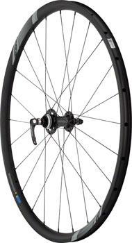 FSA NS Convertible Wheelset - 700c, QR/12/15x110mm/QR/12/15 x 135/142mm, HG 11, Center-Lock, Black