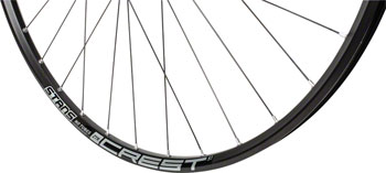 Stan's NoTubes Crest S1 Front Wheel 23mm 27.5