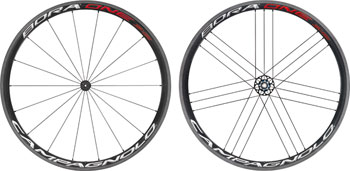 Campagnolo Bora One 35, 700c Road Wheelset, Clincher, Bright Label