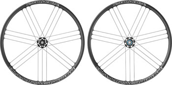 Campagnolo Zonda Disc Brake, 700c Road Wheelset, Clincher