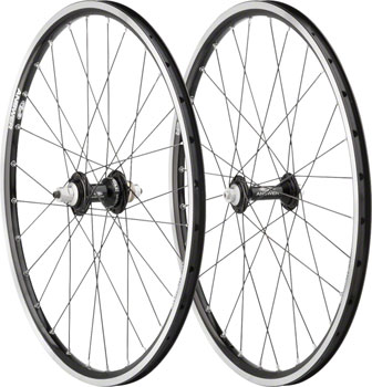 Answer BMX Alumilite Ti Mini 20 x 1-1/8 inch Wheelset (Includes 16 tooth Aluminum Cog)