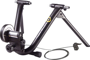 CycleOps 9902 Mag Plus Trainer with Remote: Black