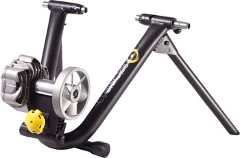 CycleOps 9904 Fluid2 Trainer: Black