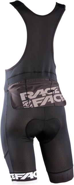 Stealth Details about  /RaceFace Stash Bib Men/'s Short Liner LG