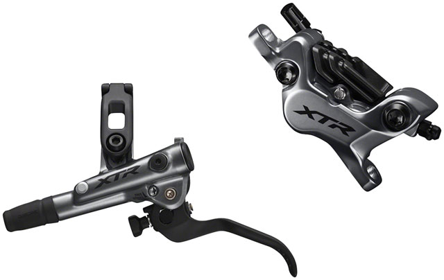 Rear Hydraulic Post Mount Shimano XTR BL M9120//BR-M9120 Disc Brake and Lever