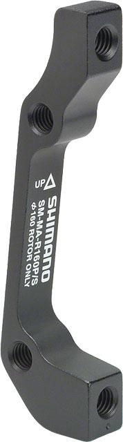 Shimano R160P//S Disc Brake Adaptor for 160mm Rotor 74mm Caliper 51mm Frame