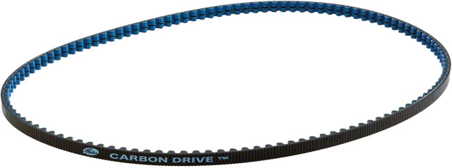 Gates Carbon Drive CDX CenterTrack Belt 118 tooth