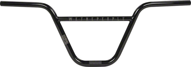 "WE THE PEOPLE BMX BIKE BUCK HANDLEBAR 9.45/"" RISE BARS DILLON LLOYD"