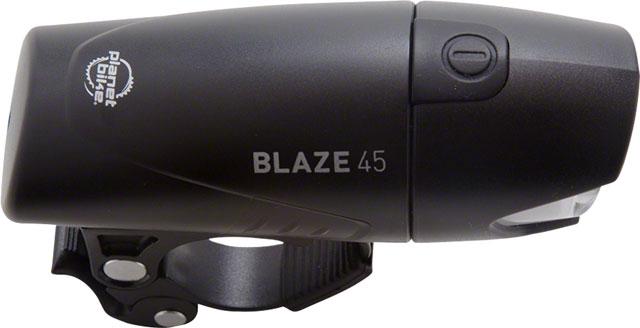 PLANET BIKE BLAZE HEADLIGHT 1//2 WATT 1 LED WHITE LIGHT
