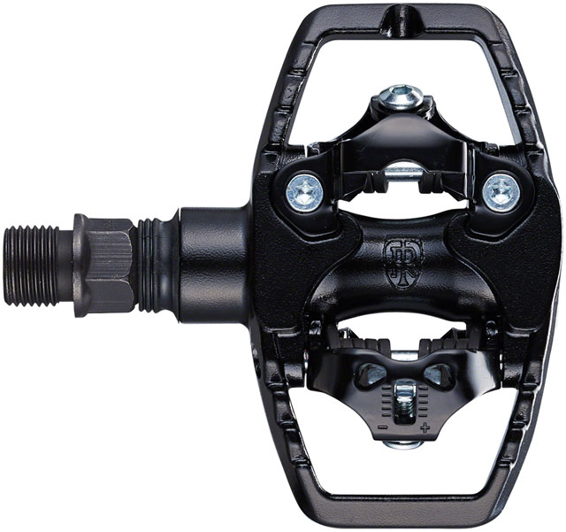 """Ritchey Comp Trail Pedals Dual Sided Clipless with Platform Aluminum 9//16/"""" Black"""