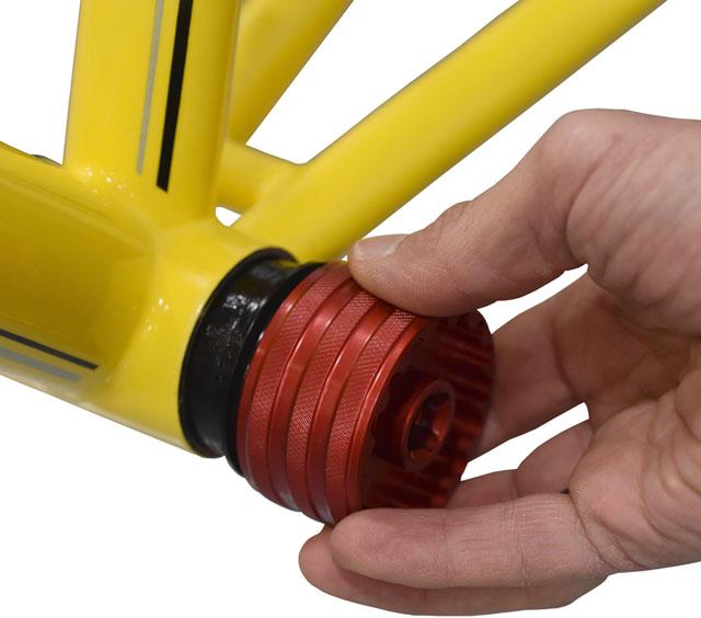Wheels Manufacturing BBTOOL-48-44 Bottom Bracket Socket for 48.5mm 44mm 16 notch