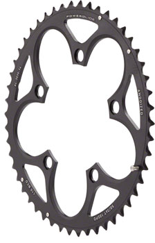 SRAM Red Yaw 34T 10-Speed 110mm Chainring Use with 50T