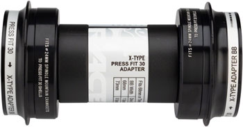 41mm ID x 92mm BB Shell x 24mm Spindle New Race Face X-Type Bottom Bracket