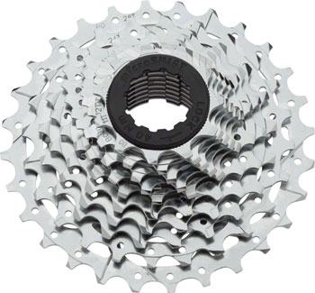 Chrome MicroShift G10 Cassette 10-Speed 11-25T with Spider