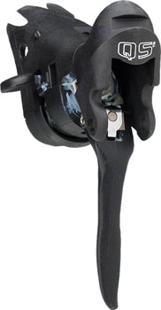 Campagnolo 2009 Ultra-Shift Front Derailleur Cable Plate QS//Escape Shifters