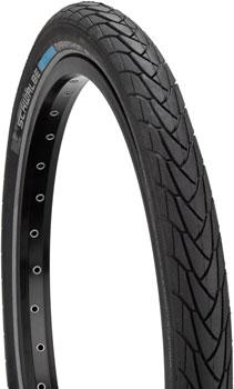 26 x 1.5 Clincher Wire BLK//Reflective Schwalbe Marathon Plus Tire