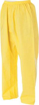 O2 Rainwear Rain Pant: Yellow SM