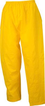 O2 Rainwear Element Series Rain Pant: Yellow SM