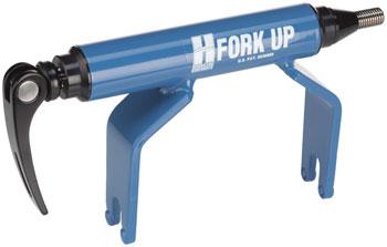 Hurricane Fork Up Fat Bike Adaptor:  Fits 9mm x 135mm offset, Fits Surly Pugsley