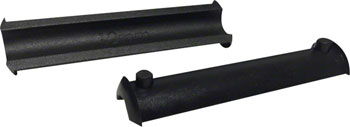 RockyMounts 15mm Shims for DriveShaft: Set of 2, Black