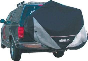 Skinz Hitch Rack Rear Transport Cover: X-Large