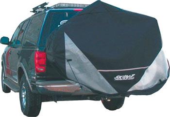 Skinz Hitch Rack Rear Transport Cover: Standard
