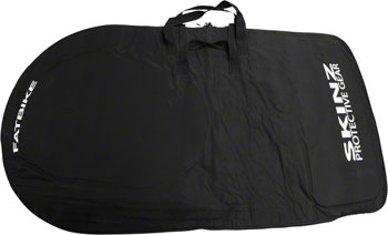 Skinz Softshell Fatbike Travel Case: Black
