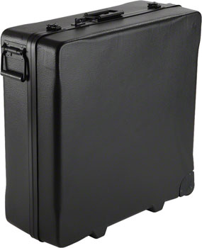 S and S Butterfly Latch Travel/Shipping Case: Black