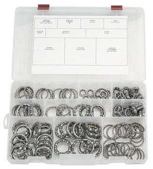 Wheels Manufacturing Bearing Retainer Kit, 120 Pieces