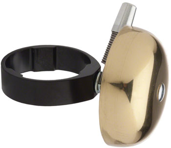 Dimension Headset Spacer Bell: Brass