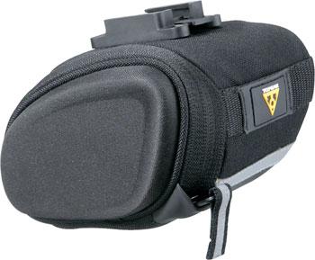 Topeak SideKick Wedge Seat Bag: Small, Black