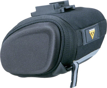 Topeak SideKick Wedge Seat Bag: Medium, Black